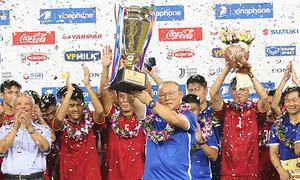 HLV Park Hang-seo: 'Việt Nam có thể đứng đầu cũng có khi bị loại sớm ở Asiad'