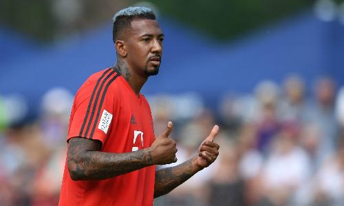 Boateng muốn rời Bayern Munich. Ảnh: AFP.