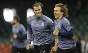 Tin thể thao tối 8/8: Luka Modric trở lại tập cùng Real