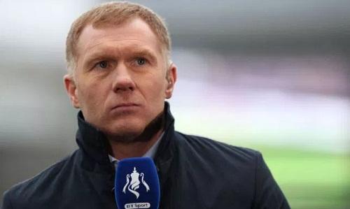 Scholes đánh giá Man City và Liverpool cao hơn Man Utd. Ảnh: Reuters.