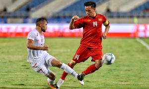 Đồng đội bầu Văn Quyết làm đội trưởng Olympic Việt Nam