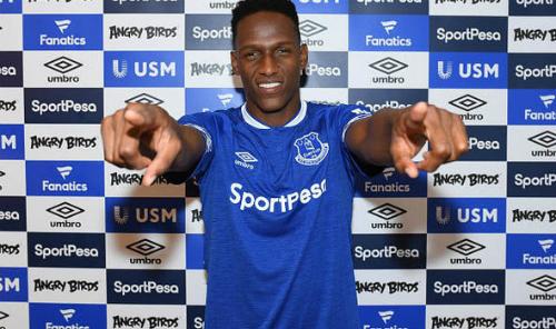 Minara mắt Everton. Ảnh:Everton FC.