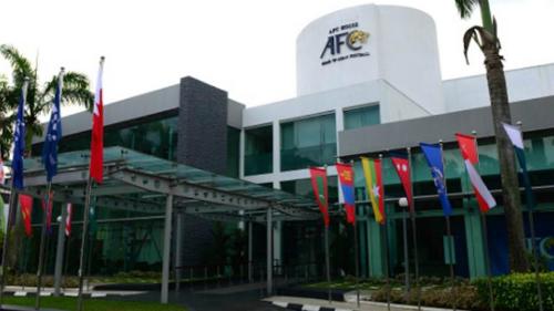 Trụ sở Liên đoàn bóng đá châu Áở Kuala Lumpur. Ảnh: AFC.