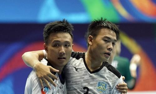Thái Sơn Nam thắng ngược, vào chung kết futsal châu Á - ảnh 1