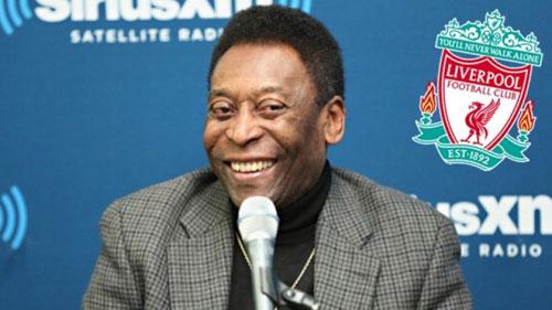 Pele muốn các hậu bối đồng hương là Alisson và Firmino đưa Liverpool lên ngôi vô địch.