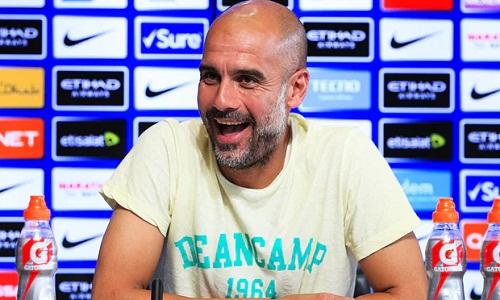 Guardiola muốn học trò ghi nhớ những gì đã làm ở mùa trước để bắt đầu hành trình bảo vệ chức vô địch Ngoại hạng Anh. Ảnh: Man City.
