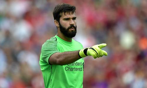 Alisson: Salah là tấm gương để thành công tại Liverpool - ảnh 1