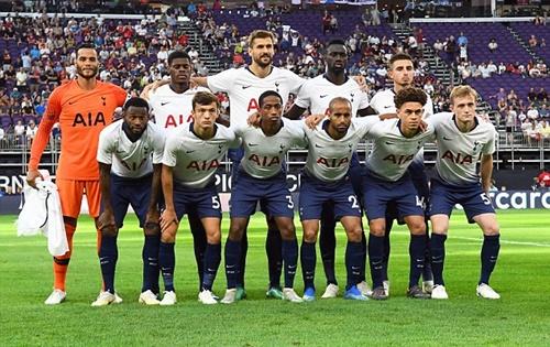Tottenham vô địch International Champions Cup 2018. Ảnh: Reuters.