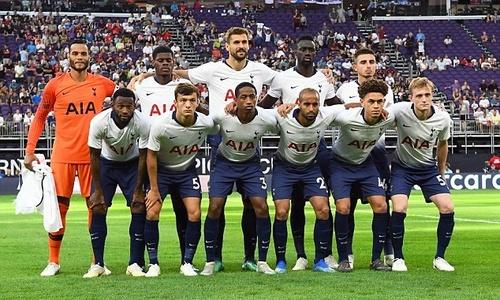 Tottenham vô địch International Champions Cup 2018
