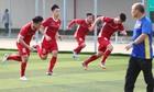 Olympic Việt Nam phải tập sân nhân tạo ở Asiad