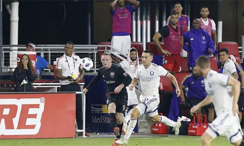 """Rooney """"gây sốt"""" với pha kiến tạo ở MLS"""