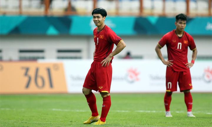 HLV Park Hang-seo: 'Công Phượng sẽ ít được giao đá 11m hơn'