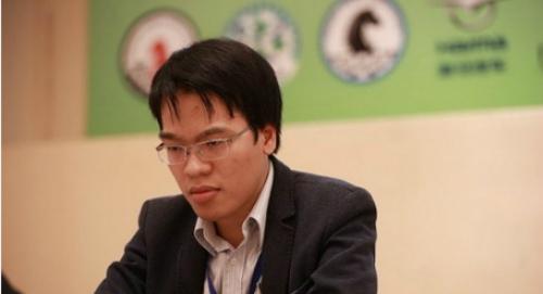 Quang Liêm hết cửa vô địch Abu Dhabi Masters. Ảnh: imsa.