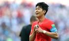 Son Heung-min không chắc đá trận ra quân Asiad hôm nay