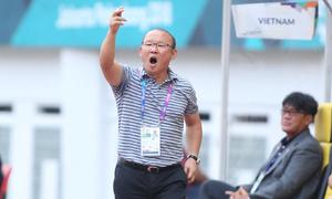 HLV Park Hang-seo: 'Mong chờ Nepal đá tấn công như tuyên bố'