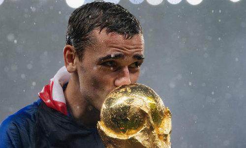 """Simeone: """"Griezmann có vị thế tốt để giành Quả Bóng Vàng"""""""