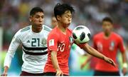 Tiền đạo dự World Cup lập hat-trick, Hàn Quốc đè bẹp Bahrain