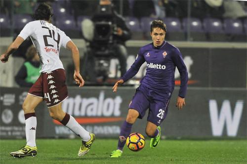 Những sao trẻ như Chiesa được chờ đợi sẽ thắp sáng hơn nữa cho Serie A.