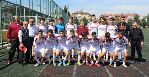Đội nghiệp dư Gulspor có khoảng 150 cầu thủ từ bảy đến 19 tuổi.