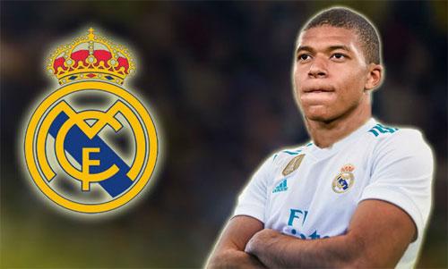Đưa Mbappe về Real là mục tiêu lớn nhất của Perez hiện nay.
