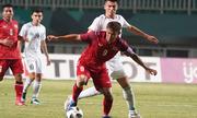 Thái Lan nguy cơ bị loại sau trận thua Uzbekistan