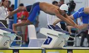 Hoàng Quý Phước vào chung kết 200m tự do nam