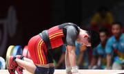 Đô cử Việt Nam mất huy chương vì thua 1kg