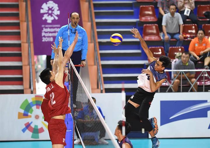 Việt Nam hạ Trung Quốc ở môn bóng chuyền nam - 1