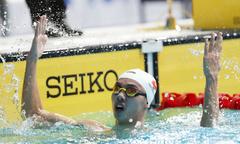 Huy Hoàng giành HC đồng bơi 800m tự do