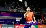 Cầu lông Malaysia thảm bại khi vắng Lee Chong Wei ở Asiad