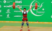 Cử tạ, wushu là hy vọng của Việt Nam ở ngày thi đấu thứ hai