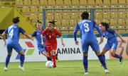 Nữ Thái Lan vào tứ kết Asiad dù 0 điểm