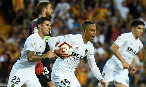 Atletico mất điểm trong ngày ra quân ở La Liga