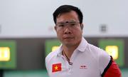 Hoàng Xuân Vinh bị loại ở nội dung từng giành HC vàng Olympic