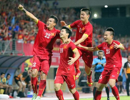 Trong lịch sử, tuyển Việt Nam đã nhiều lần chiến thắng tuyển Bahrain