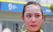 Đội rowing nữ Việt Nam oà khóc khi đoạt HC vàng đầu tiên ở Asiad