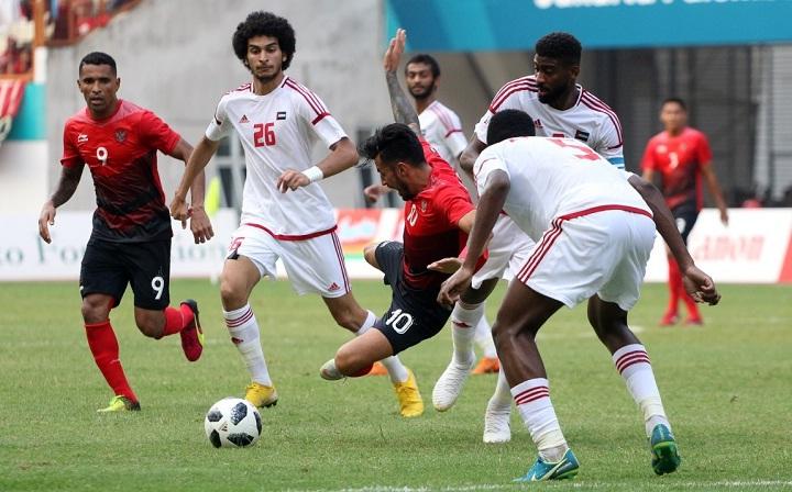 Hai lần bị dẫn trước, Indonesia đều có bàn gỡ nhưng cuối cùng thất bại ở loạt luân lưu. Ảnh: Goal.