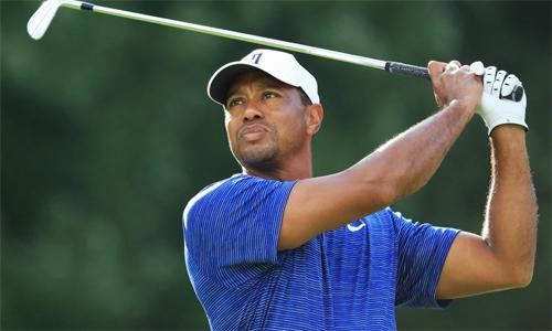 Woods tiếp tục gặp khó trên con đường tìm kiếm danh hiệu PGA Tour đầu tiên kể từ năm 2013. Ảnh: Golfweek.