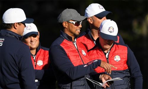Đội tuyểnRyder Cup Mỹ sẽ được bảo vệ nghiêm ngặt tại giải đấu ở Pháp năm nay. Ảnh: IB Times.