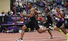 Baker vượt thành tích của Bolt, lập kỷ lục của giải Chorzow