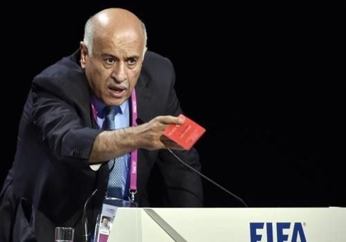 Jibril Rajoub giữ chức Chủ tịch Liên đoàn bóng đá Palestine từ năm 2006. Ảnh: FIFA.