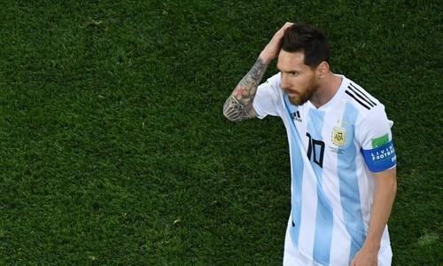 Chủ tịch LĐBĐ Palestine bị phạt vì xúc phạm Messi