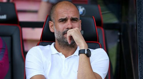 Mối đe dọa lớn nhất với Guardiola đến từ chính bên trong Man City. Ảnh:Reuters.