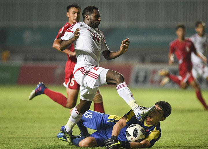 Đối thủ của UAE ở trận bán kết hôm 29/8 sẽ là Nhật Bản. Ảnh: AFC.