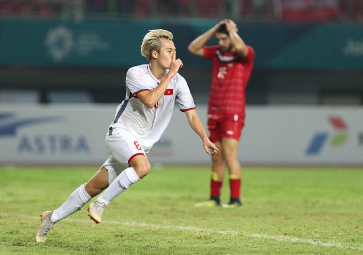 Bóng đá Việt Nam nhận được sự nể phục từ truyền thông Đông Nam Á. Ảnh: Đức Đồng.