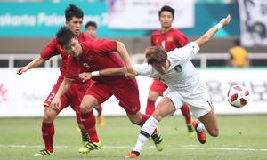 Việt Nam lỡ cơ hội vào chung kết Asiad