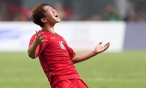 Minh Vương: 'Chúng tôi chơi hết sức, nhưng Hàn Quốc quá mạnh'