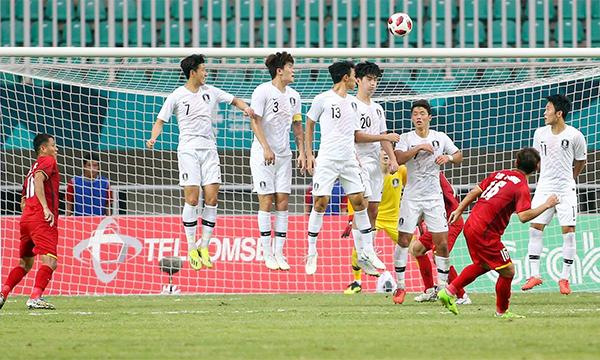 Việt Nam lỡ cơ hội vào chung kết Asiad - page 2