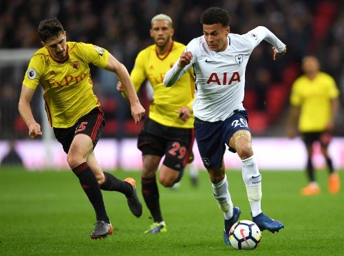 Trận đấu giữa Watford và Tottenham phát sóng trực tiếp duy nhất trên kênh K+PC lúc 22h00 ngày 2/9.