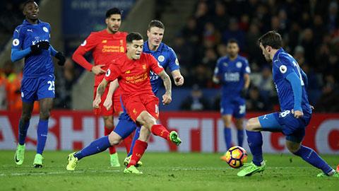 Trận Leicester City - Liverpool được phát sóng độc quyền trên kênh K+PM lúc 18h30 ngày 1/9